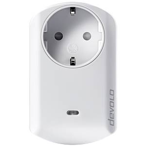 devolo Home Control switchable energy-monitoring socket DEVOLO 9354