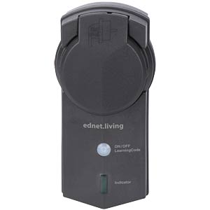 ednet .living Outdoor Smart Plug EDNET 84292