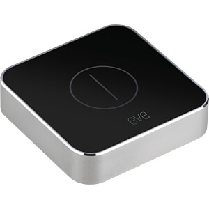 Eve Button mit Osram E27-Lampe, 9W, HomeKit, EEK A+ EVE SYSTEMS