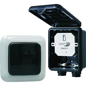 HOME easy outdoor wall-mounted switch set ELRO HE834S