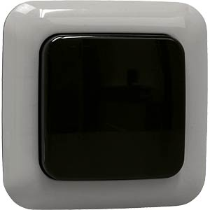 Home Easy outdoor wall switch, IP44 ELRO HE862
