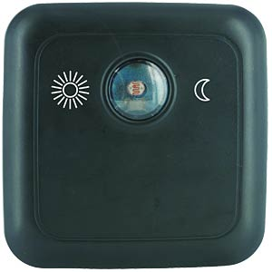 Home Easy outdoor twilight sensor, flush-fitted ELRO HE863