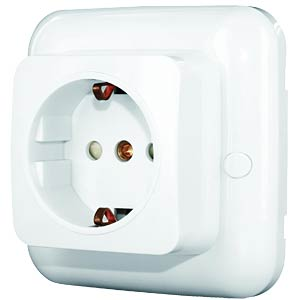 HOME easy built-in socket, on/off ELRO HE881
