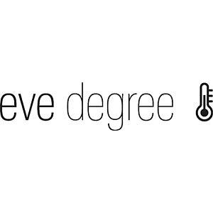 Eve Degree, Temperatur-/Feuchtigkeitssensor, Apple HomeKit EVE SYSTEMS 10EAF9901
