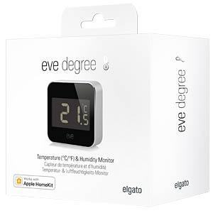 Eve Degree, Temperatur-/Feuchtigkeits-Monitor ELGATO 10EAF9901