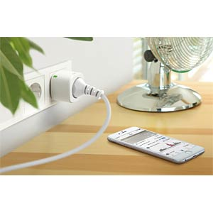 Eve Energy, Stromsensor & Schalter mit HomeKit ELGATO 1EE108301002