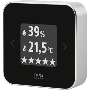 Eve Room (2018), Luftqualität, Temperatur und Luftfeuchtigkeit EVE SYSTEMS 10EAM9901