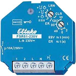Funk-Schalter für Beschattungselemente EnOcean ELTAKO FSB61-230V