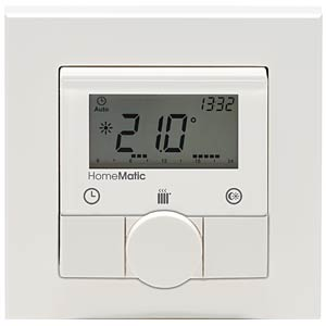 HomeMatic Funk-Wandthermostat HOMEMATIC 132030A0A