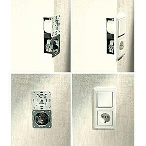 Funk-Schaltaktor 1-fach für Markenschalter HOMEMATIC 103029