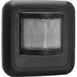SH5-TSO-B wireless motion detector - outdoor - black SMARTWARES SH5-TSO-B