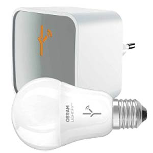 LIGHTIFY Starter KIT: Gateway + CLA60, EEK A+ OSRAM 4052899929715