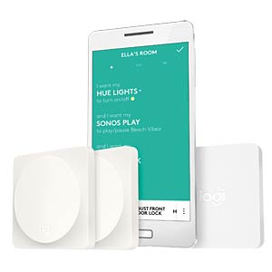 Funkschalter, POP Starter Pack, Smart Home LOGITECH 915-000284