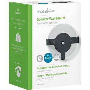 Lautsprecher-Wandhalterung, Amazon Echo Dot, feststehend NEDIS SPMT3300BK
