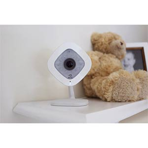 Netgear Arlo Q 1 HD Kamera mit Audio NETGEAR VMC3040