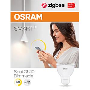 Smart Light, Spot, GU10, 6W, Warmweiß, SMART+, EEK A OSRAM 4058075148338