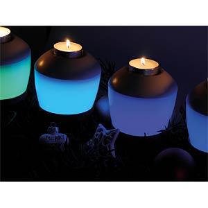 Playbulb Candel, RGB Akku-Leuchte mit App MIPOW BTL300