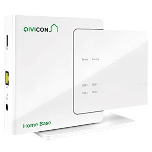Qivicon Smart Home Base V2 TELEKOM