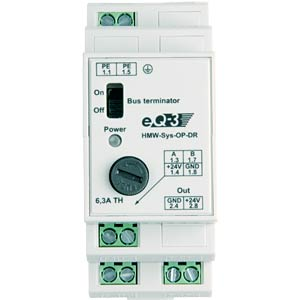RS485 overvoltage protection, rail-mounted HOMEMATIC HMW-SYS-OP-DR