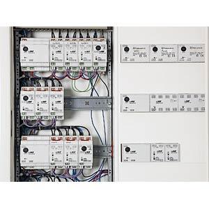 RS485 I/O-Modul, 12Ein-/7Ausgänge,Hutschiene HOMEMATIC HMW-IO-12-SW7-DR