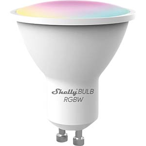 SHELLY DUO GU10R - Shelly Duo RGBW GU10 Wi-Fi WLAN Lampe