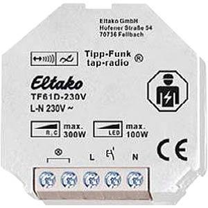 Universal-Dimmaktor EnOcean ELTAKO TF61D-230V