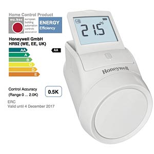 evohome heating controllers ( 4 x THR092HRT) HONEYWELL