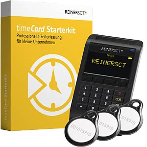 REINER SCT timeCard starter kit REINER-SCT 2749650-105