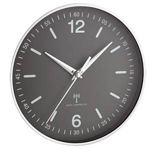 Radio wall clock, Ø195mm TFA DOSTMANN 60.3503.10