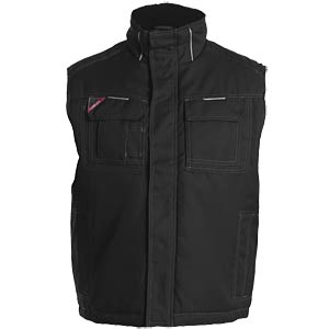 Combat Vest black, size. S ENGEL 5021-107,20