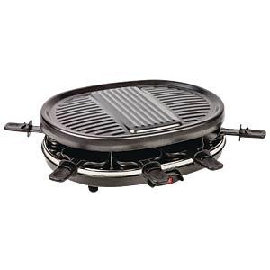 Raclette Grill, 8 Personen, 900 W AZURA AZ-FC20