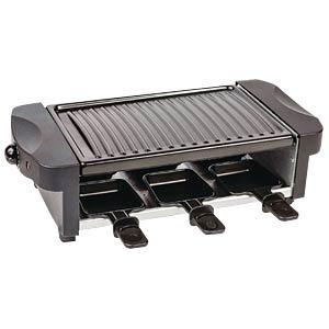 Raclette Grill, 6 Personen, 1000 W AZURA AZ-FC30