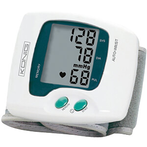 Wrist blood pressure monitor KÖNIG HC-BLDPRESS10