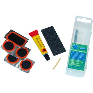 Bicycle patching and repair kit, 10 piece FILMER 45.001