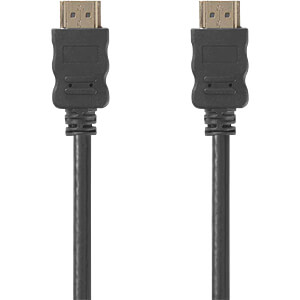 High-Speed-HDMI™-Kabel mit Ethernet, 15 m NEDIS CVGP34000BK150