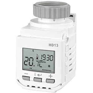 Digital thermostatic head HD13 ELEKTROBOCK HD13