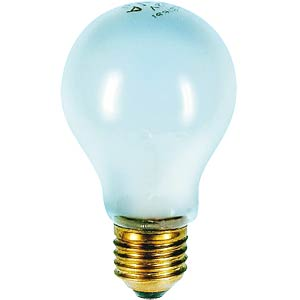 Incandescent lamp E27, shock-resistant, 24 V, 40 W BARTHELME NL02440M