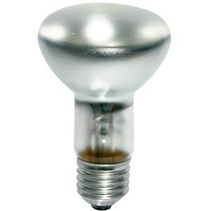 EL-REF 100 E27 - Reflektorlampe E27, 100 W, 900 lm, 2700 K, R80