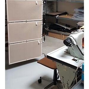Universal Heizung, 1 Modul, 40x 70 cm EURO INFRAROT 2140701