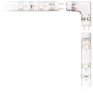 Verbindungsstück 90° für LED Leistensystem flex GOOBAY 30505