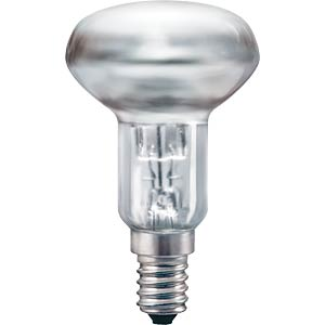 Osram halogen reflector R50 28W 230V clear E14, EEC C OSRAM 4008321916334