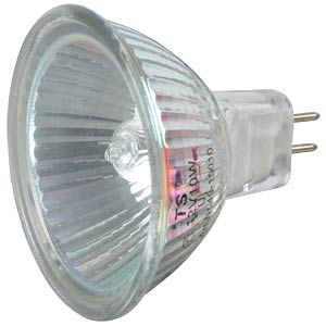 Halogen-Strahler GX5,3, 50 W, 900 lm, 2800 K, dimmbar M-LIGHT 01-0110