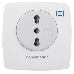 HomeMatic/IP switching socket (IT) HOMEMATIC IP 150008A0