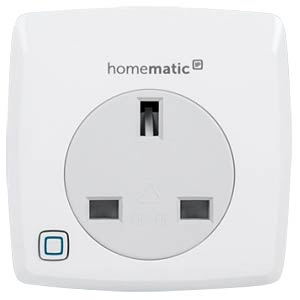 Schaltsteckdose (UK) HOMEMATIC IP 150007A0
