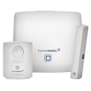 Starter Set, Sicherheit HOMEMATIC IP 143398A0