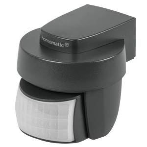 HomeMatic IP motion detector, anthracite HOMEMATIC IP 150320A0