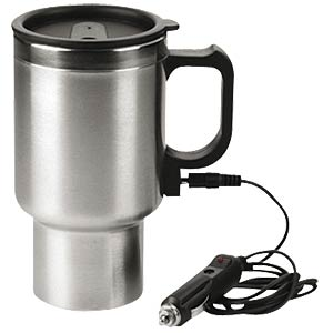 Graduated stainless steel mug, 500 ml FREI