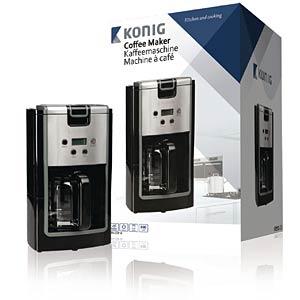 Kaffeemaschine, 900 W, 12 Tassen KÖNIG KN-COF10