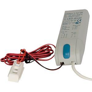 Stromversorgung für 5 Module mit je 2,5W BARTHELME 92519900