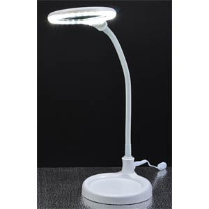 2 in 1 Magnifier Lamp 30 SMD LED FREI